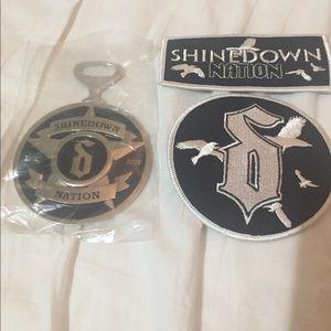 Official Shinedown Merch